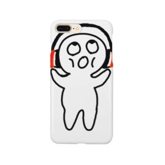おみみくん Smartphone cases