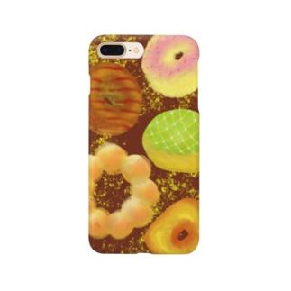 どーなつドーナツ Smartphone cases