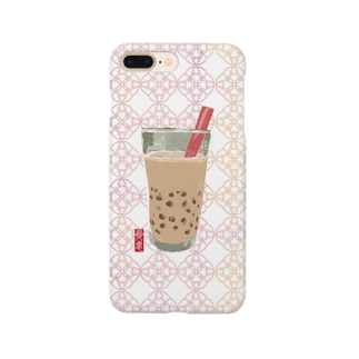 たぴたぴタピオカ Smartphone cases