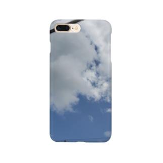 晴天の空 Smartphone cases