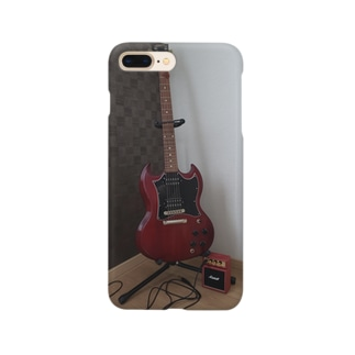 Gibson SG Smartphone cases