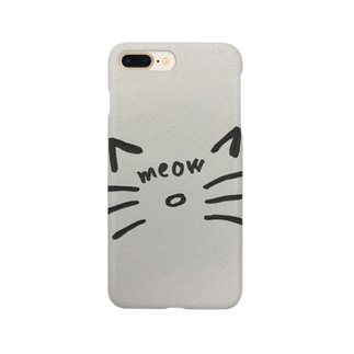 little cat ミーコ Smartphone cases