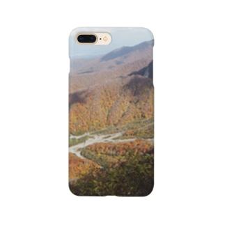 山のススメ Smartphone cases