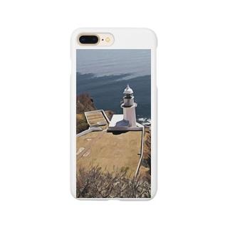 地球岬(北海道室蘭市) Smartphone cases