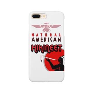 アメリカンヒキニート Smartphone cases