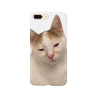 三毛猫 Smartphone cases
