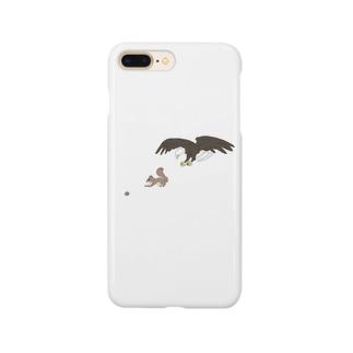 弱肉強食 Smartphone cases