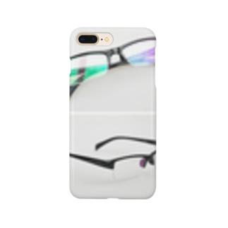 最旬ハーフリムメガネブランド! Smartphone cases