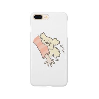 ぷんたガブゥ Smartphone cases