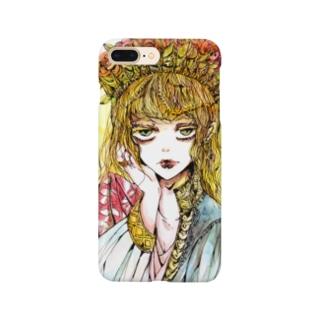 ヘリオガバルスの薔薇 Smartphone cases