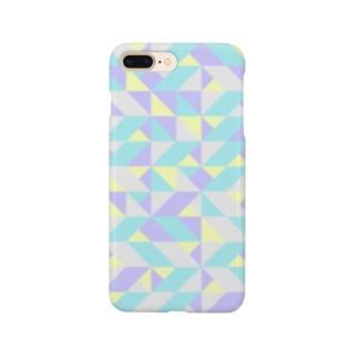 北欧⭐️スウェーデンの幾何学 Smartphone cases