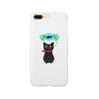 おなかすいた★むーちゃん Smartphone cases