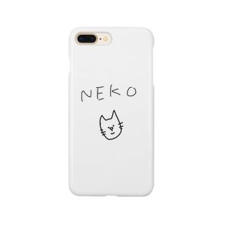 ウチのネコ Smartphone cases
