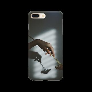 pororimaruのセダム Smartphone cases