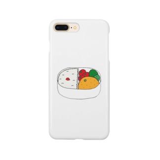 おみかんinお弁当箱 Smartphone cases
