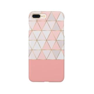 北欧 パターン スマホケース Smartphone cases