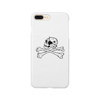 自由な海賊 Smartphone cases
