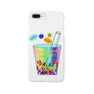 Tapioca Smile Smartphone cases