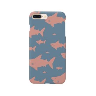 大きなお魚さん Smartphone cases