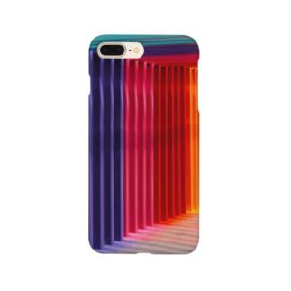 カラフルなゲート Smartphone cases