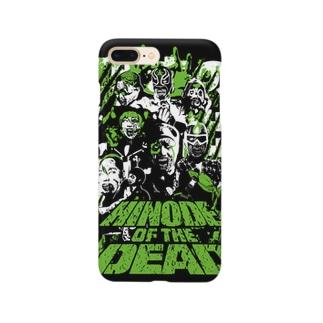 ゾンビ Smartphone cases