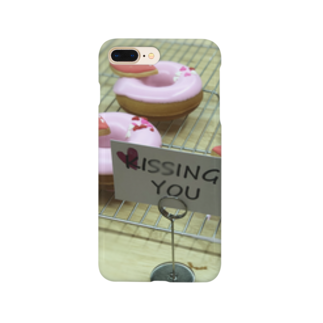 pnkpnkknynのpink donuts❤︎ Smartphone cases