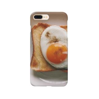 めだまやきパン Smartphone cases