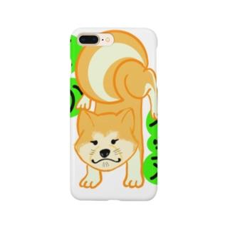 さかイッヌ アキタイヌ Smartphone cases