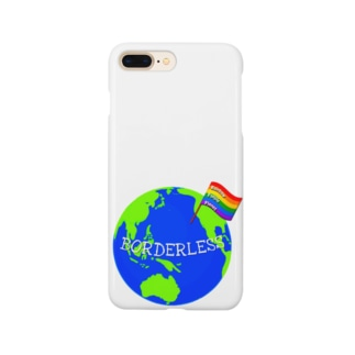 BORDERLESS Smartphone cases