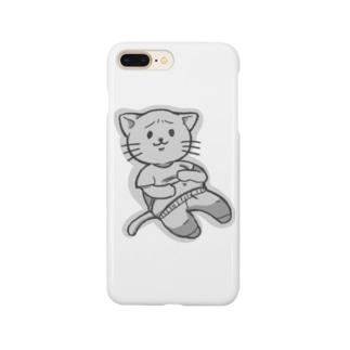 ぷよねこさん Smartphone cases