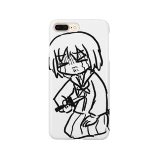 ゆる酒場(ハラキリアリス) Smartphone cases