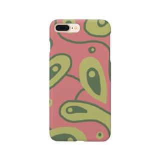 アメーバー Smartphone cases