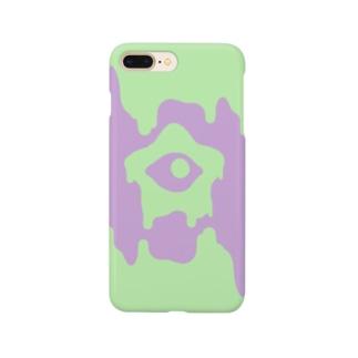 メルトくんスマホケース Smartphone cases