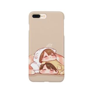 すやぁ~とふぉんケース Smartphone cases