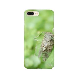 ハロー(セミ) Smartphone cases