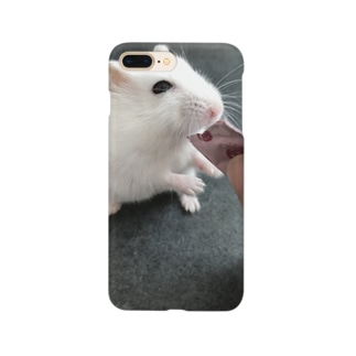 ハムスターのゆきみ Smartphone cases