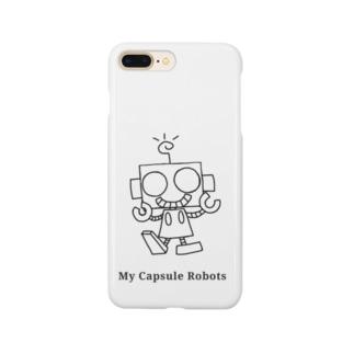 My Capsule Robots Smartphone cases