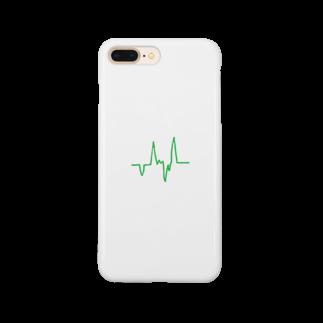 hachi08のラインシリーズ2 Smartphone cases