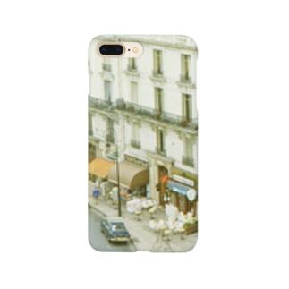 フランス:ブロワの街並み France: view of Blois Smartphone cases