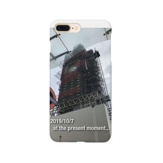 2019/10/7現在のビッグベン Smartphone cases