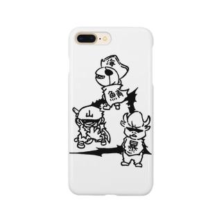 三賊 Smartphone cases