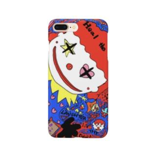 道化 Smartphone cases