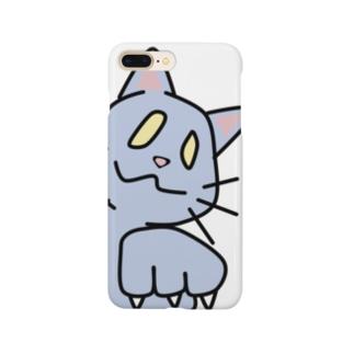 ねこぱんち Smartphone cases