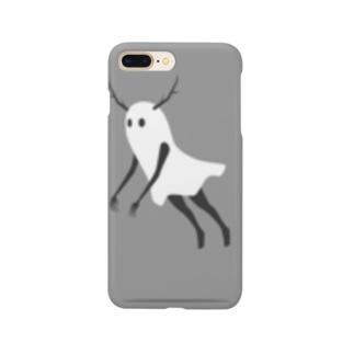 ユウレイさん Smartphone cases