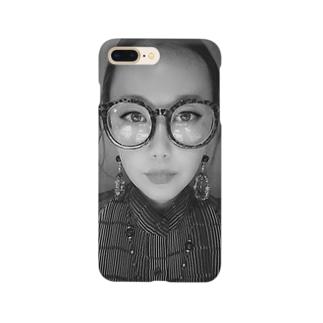 謎の女 Smartphone cases