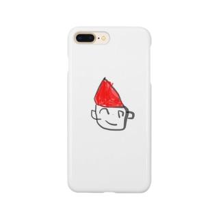 サンタさん Smartphone cases