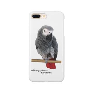 ヨウム ver.02 Smartphone cases