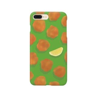 からあげ Smartphone cases