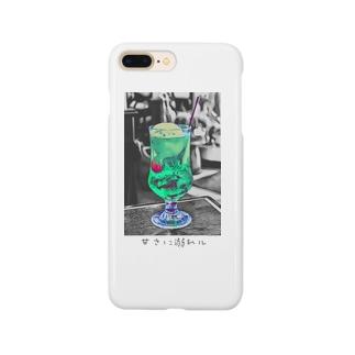 甘さに溺れル Smartphone cases