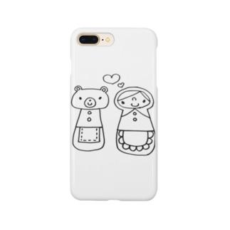 仲良しごっこ⸜(* ॑꒳ ॑*  )⸝ Smartphone cases